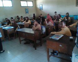 Sosialisasi Ke SD Muhammadiyah Sambisari