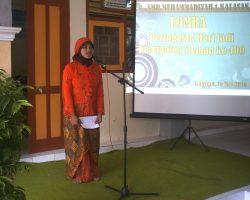 Lomba Sesorah Bahasa Jawa